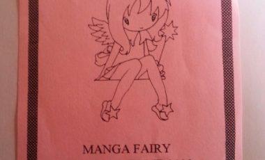 Manga Fairy – Stämpel NY